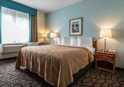 Quality Inn & Suites at Olympic National Park - Sequim - Κρεβατοκάμαρα