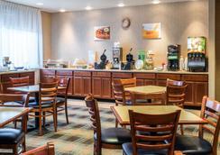 Quality Inn & Suites at Olympic National Park - Sequim - Εστιατόριο