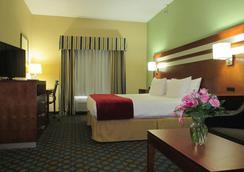 Best Western Troy Hotel - Troy - Schlafzimmer
