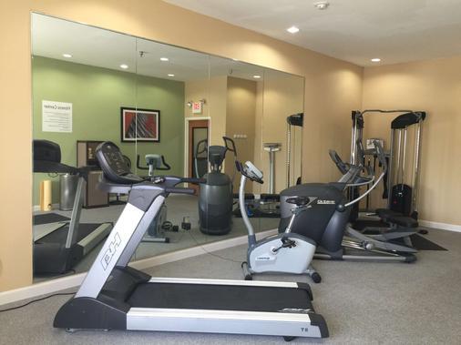 Best Western Troy Hotel - Troy - Fitnessbereich