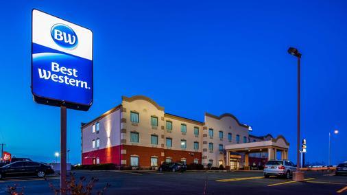 Best Western Troy Hotel - Troy - Gebäude