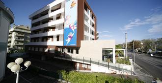 Noha Suite Hotel - Riccione - Building