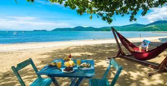 Geko Hostel & Pousada Paraty - Paraty - Bãi biển