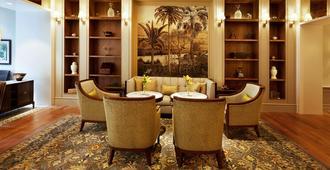 Taj Connemara, Chennai - Chennai - Dining room