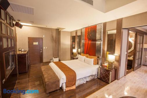 Spring Breeze Motel - Hualien City - Bedroom