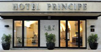 Hotel Principe di Villafranca - Palermo - Building