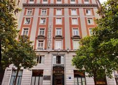 Hotel Hernán Cortés - Gijón - Building