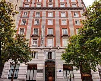 Hotel Hernán Cortés - Хіхон - Building