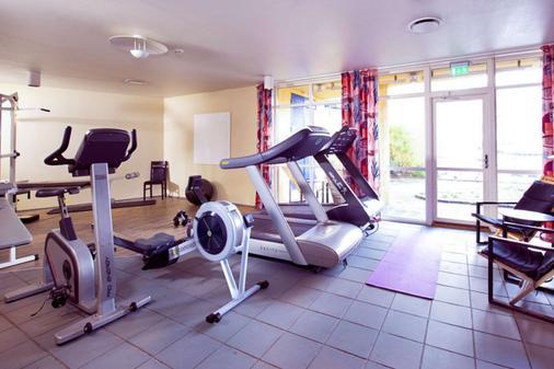 Hotel Brosundet - Ålesund - Gym