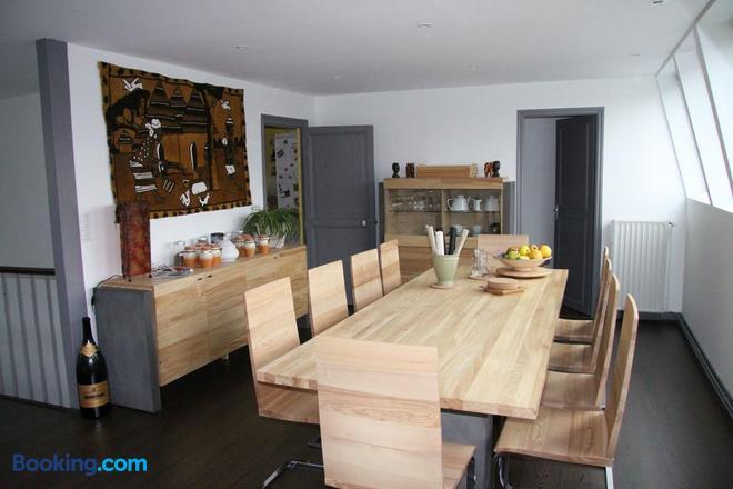 Chambre D'hotes Les Epicuriens - Épernay - Dining room