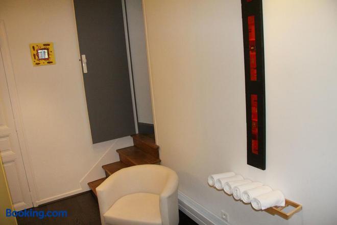 Chambre D'hotes Les Epicuriens - Épernay - Bathroom