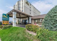 Quality Inn & Suites Bay Front - Sault Ste Marie - Rakennus