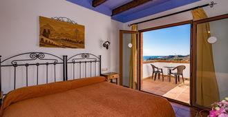 Hotel Rural Almazara - נרחה - חדר שינה