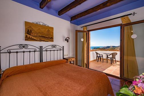 阿爾瑪紮拉鄉村酒店 - 弗里西里亞納 - 內爾哈 - 臥室