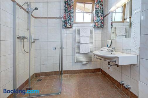 Berghotel Jaga-Alm - Zell am See - Phòng tắm