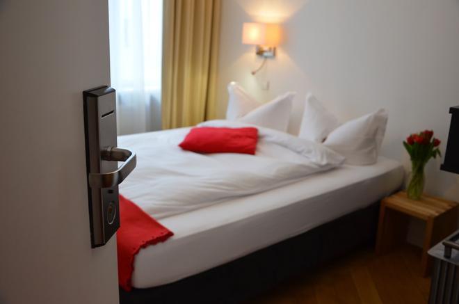 柏林亞歷山大酒店 - 柏林 - 柏林 - 臥室