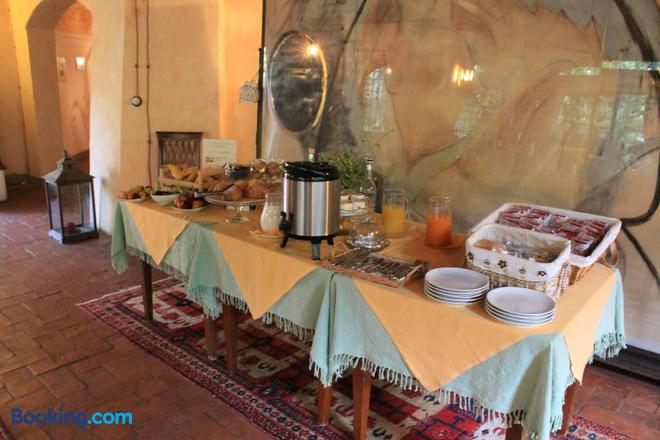 Antica Pietrara - Formello - Buffet