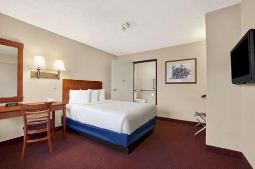 Days Inn by Wyndham Las Vegas Wild Wild West Gambling Hall - Las Vegas - Bedroom