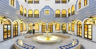 松崖住宅酒店 - 阿爾加維豪華精選渡假村 - 阿爾布費拉 - 阿爾布費拉 - 建築