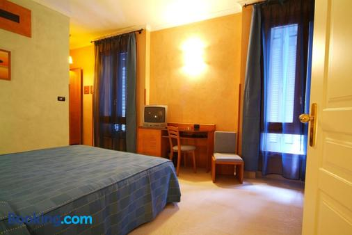 Hotel Eden - Νάπολη - Κρεβατοκάμαρα