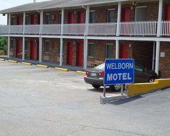 Welborn Motel - Hamptonville - Building