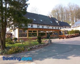 Gaststätte und Pension Oelmühle - Oberschöna - Gebäude