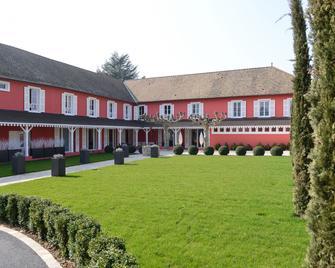 Les Maritonnes - Parc & Vignoble - Romanèche-Thorins - Building