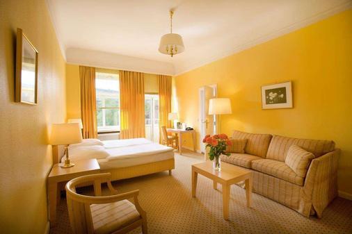 relexa hotel Bellevue - Αμβούργο - Κρεβατοκάμαρα