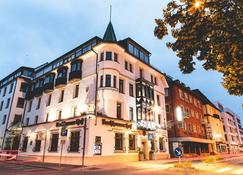 Plaza Hotel Buchhorner Hof - Friedrichshafen - Budynek