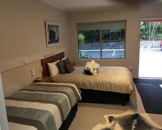 Black Forest Motel - Mount Macedon - Спальня