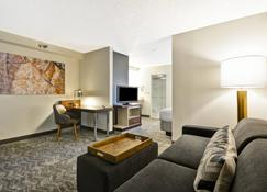 Springhill Suites By Marriott San Antonio Medical Center/Nw - San Antonio - Living room