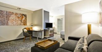 Springhill Suites By Marriott San Antonio Medical Center/Nw - סן אנטוניו - סלון