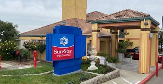 SureStay Plus Hotel by Best Western San Jose Central City - San Jose - Building