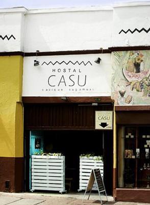 Hostal Café Casu - Bogotá - Näkymät ulkona