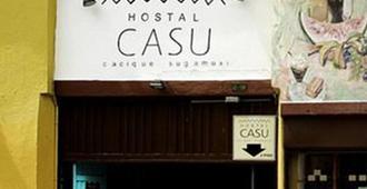 Hostal Café Casu - Bogotá - Outdoors view