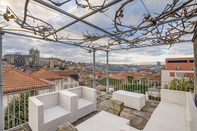 Flores Village Hotel & Spa - Oporto - Balcone