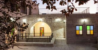 Dar Sitti Aziza - Belén de Judá - Edificio