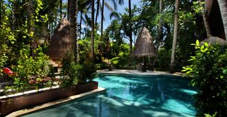 Kupu Kupu Jimbaran Beach Club & Spa by Loccitane - South Kuta - Pool