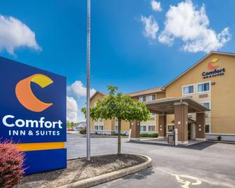 Comfort Inn and Suites Fairborn near Wright Patterson AFB - Fairborn - Gebouw