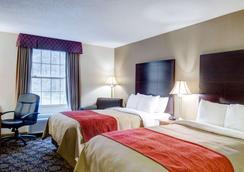 Comfort Inn - Foxborough - Schlafzimmer