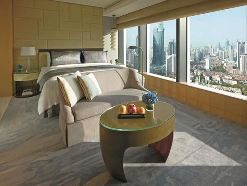 Jing An Shangri-La, West Shanghai - Shanghai - Bedroom