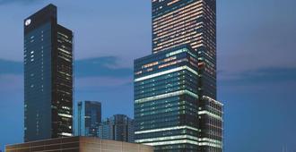 جنج آن شانجري لا - شنغهاي - مبنى