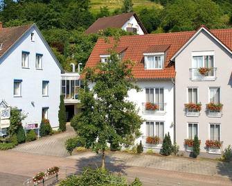 Stadthotel Pfeffermuhle - Gengenbach - Gebäude