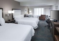 Hampton Inn St Louis-Downtown (At the Gateway Arch), MO - St. Louis - Bedroom