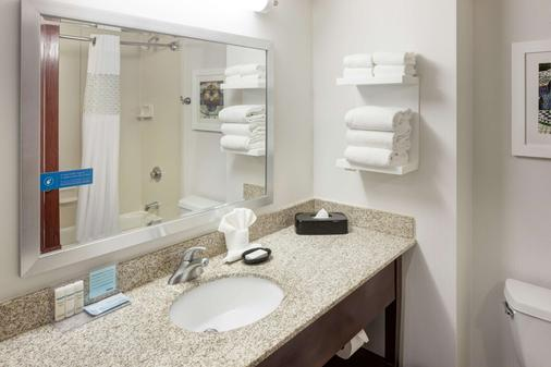 Hampton Inn St Louis-Downtown (At the Gateway Arch), MO - St. Louis - Bathroom