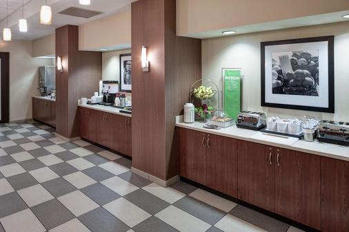 Hampton Inn St Louis-Downtown (At the Gateway Arch), MO - St. Louis - Buffet