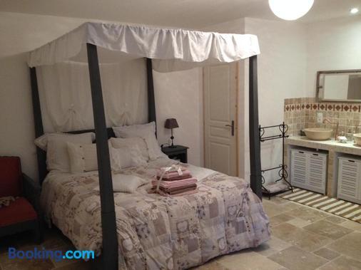 Mas De Peycavier - Callas - Bedroom