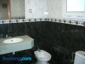 Hotel Roma Reial - Barcelona - Bathroom