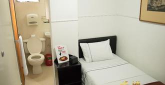 Hotel Las Rampas - Medellín - Bedroom