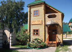 Hotel Maly Kitezh - Gorodets - Budynek